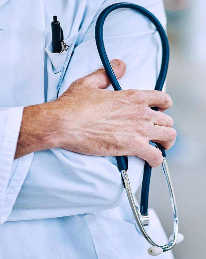 Seguros para personal sanitario del COVID-19